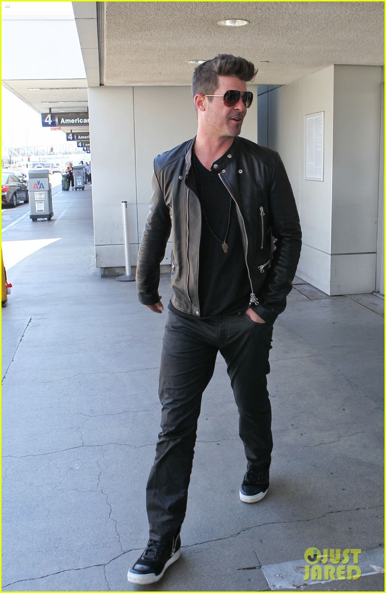 robin thicke film debut making the rules dvd may 6 133105025