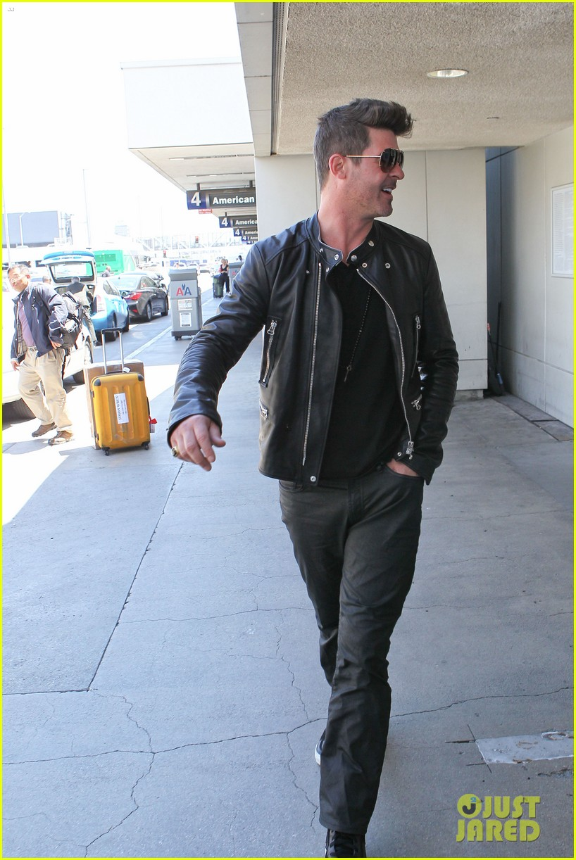 robin thicke film debut making the rules dvd may 6 14
