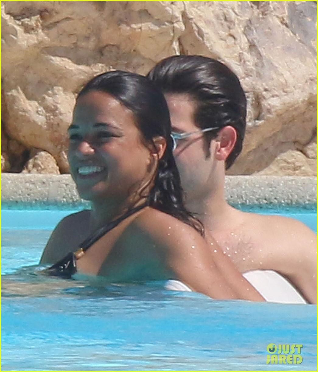 michelle rodriguez bikini poolside in cannes 023120679