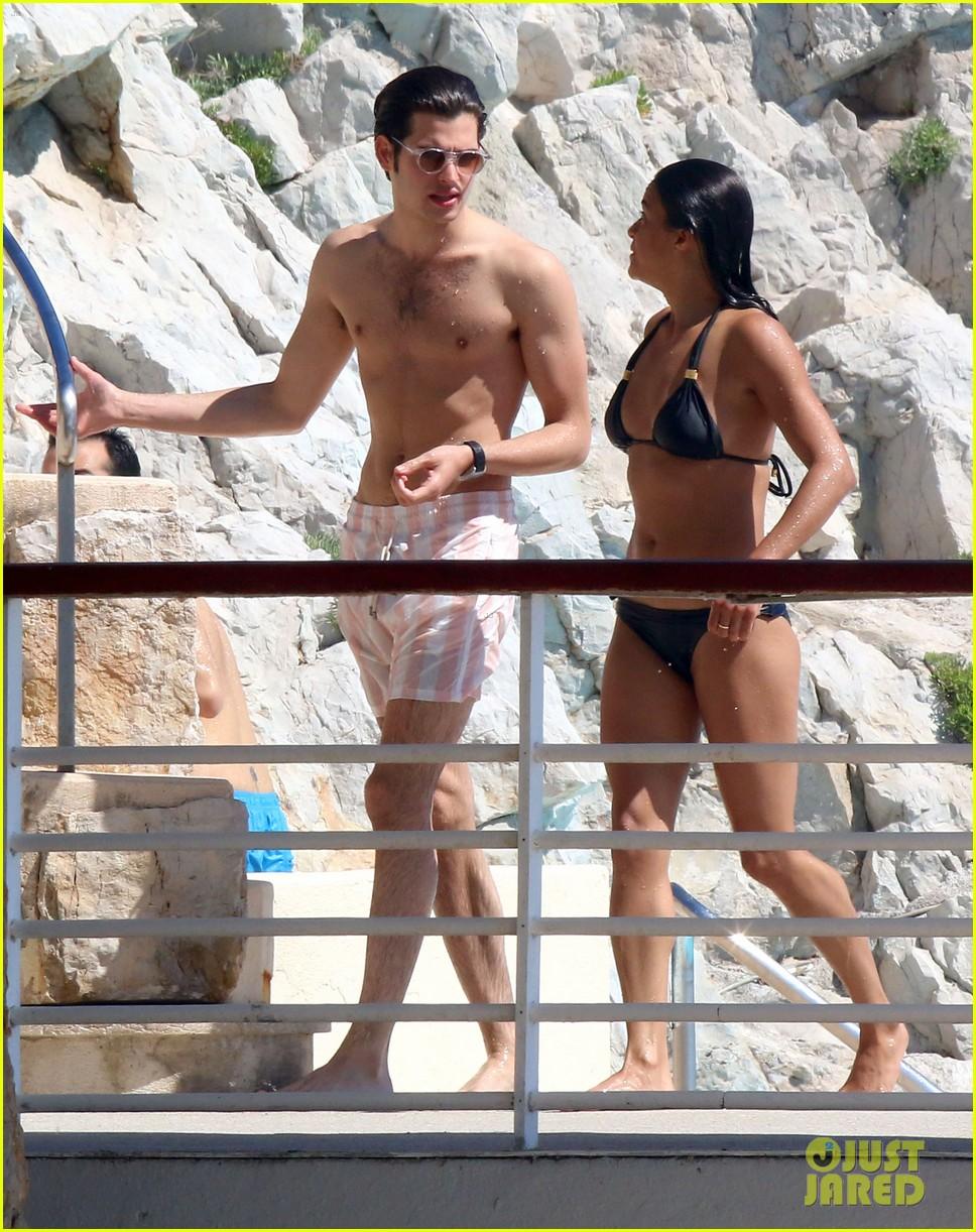 michelle rodriguez bikini poolside in cannes 23
