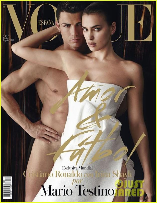 cristiano ronaldo naked irina shayk vogue espana june 2014 023117185