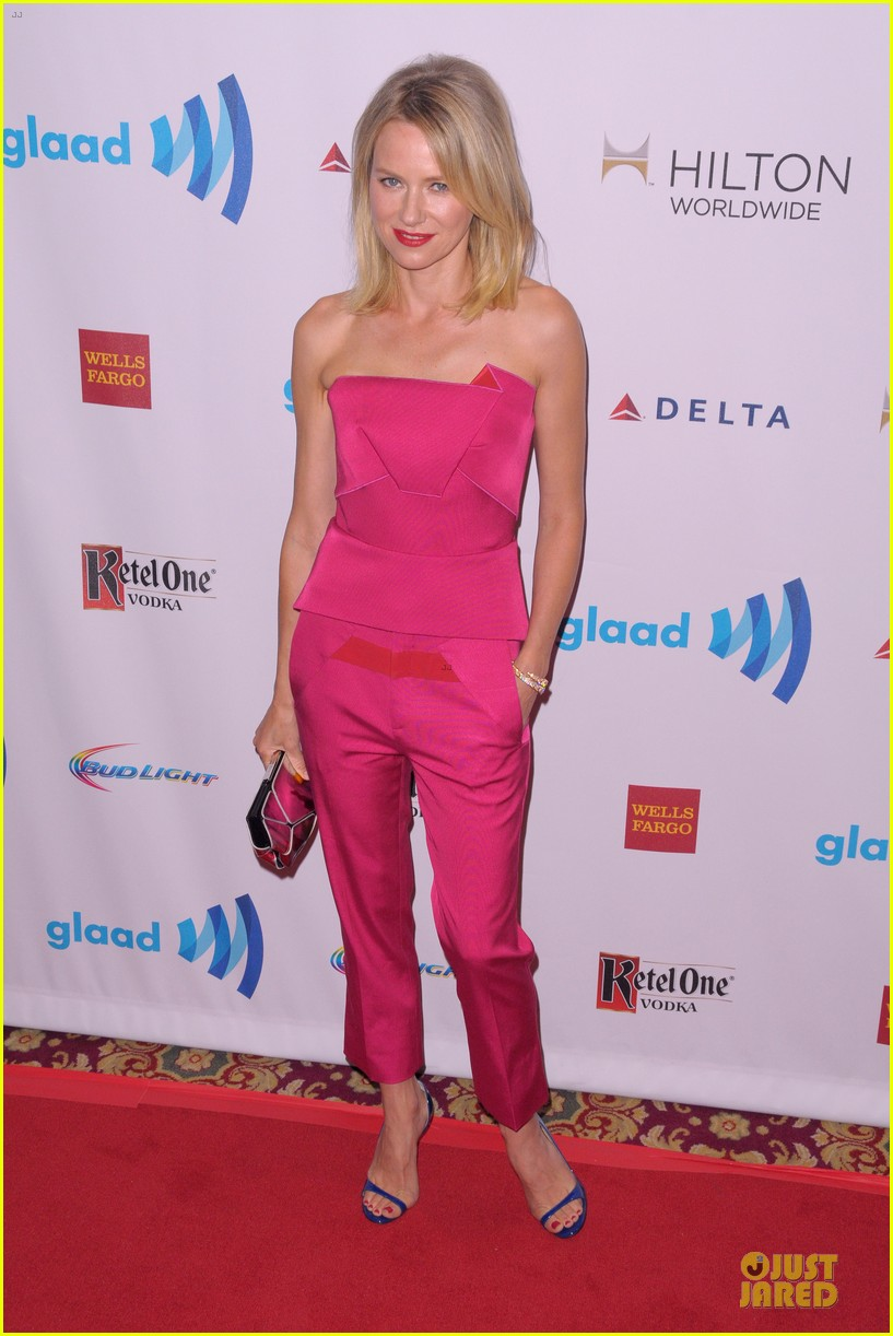 emmy rossum naomi watts glaad media awards 12
