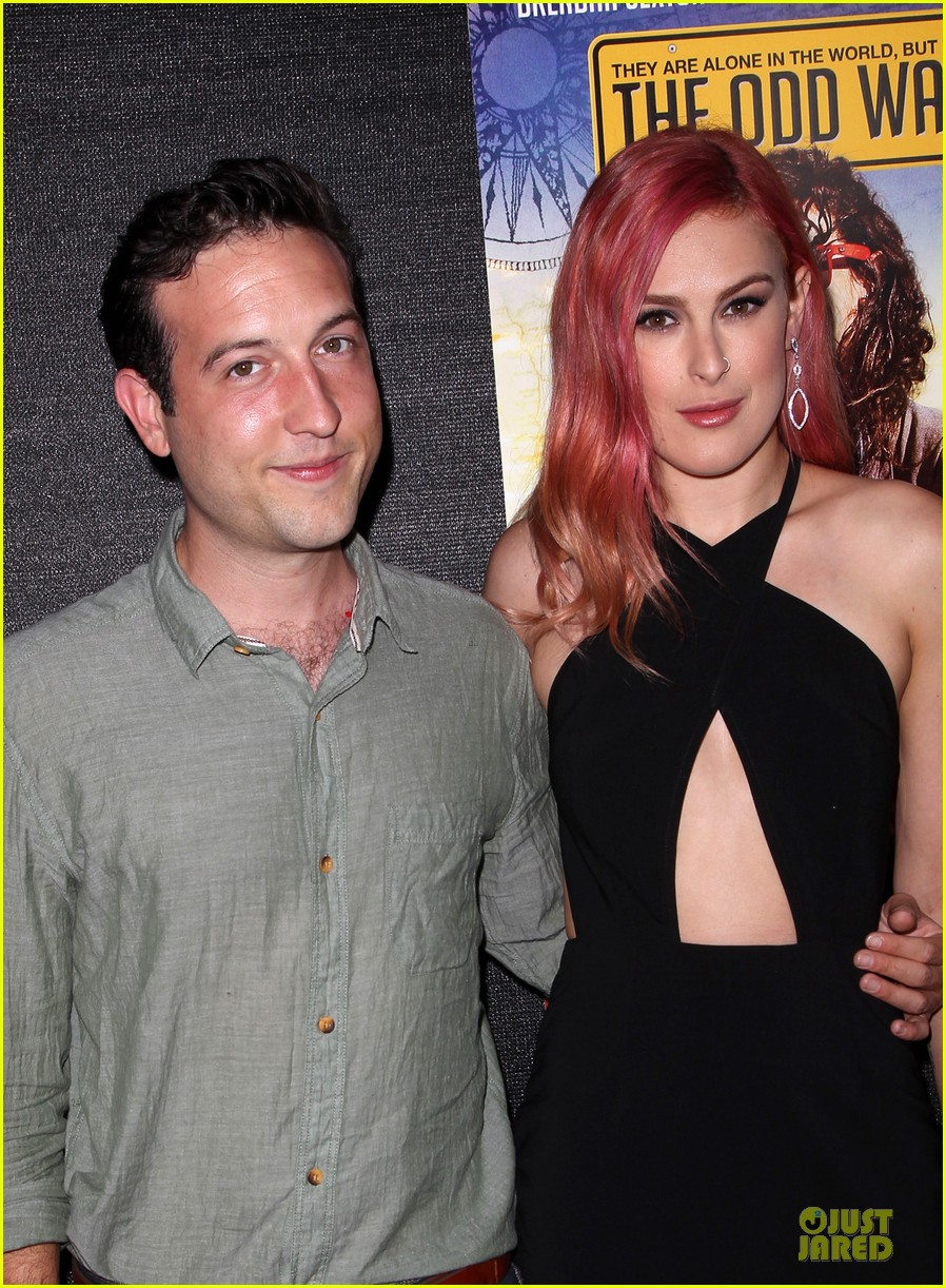 rumer willis odd way premiere 02