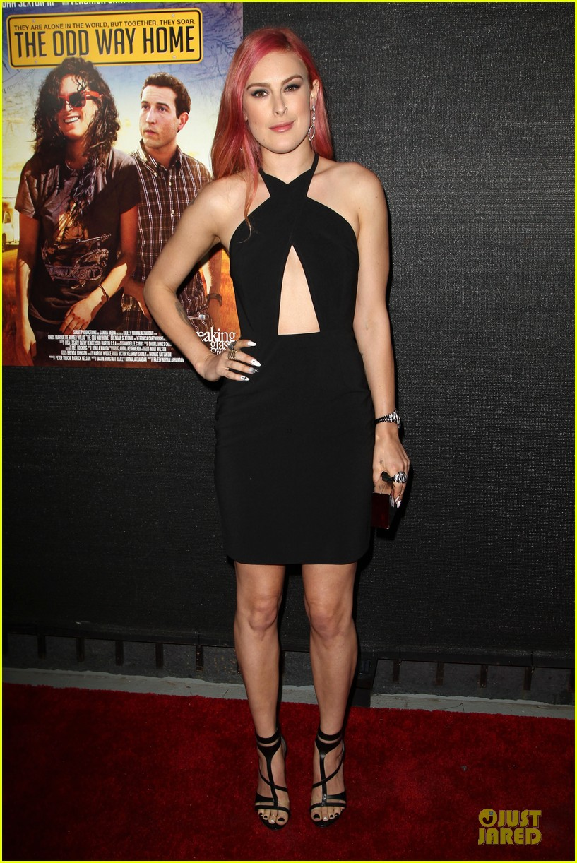 rumer willis odd way premiere 07