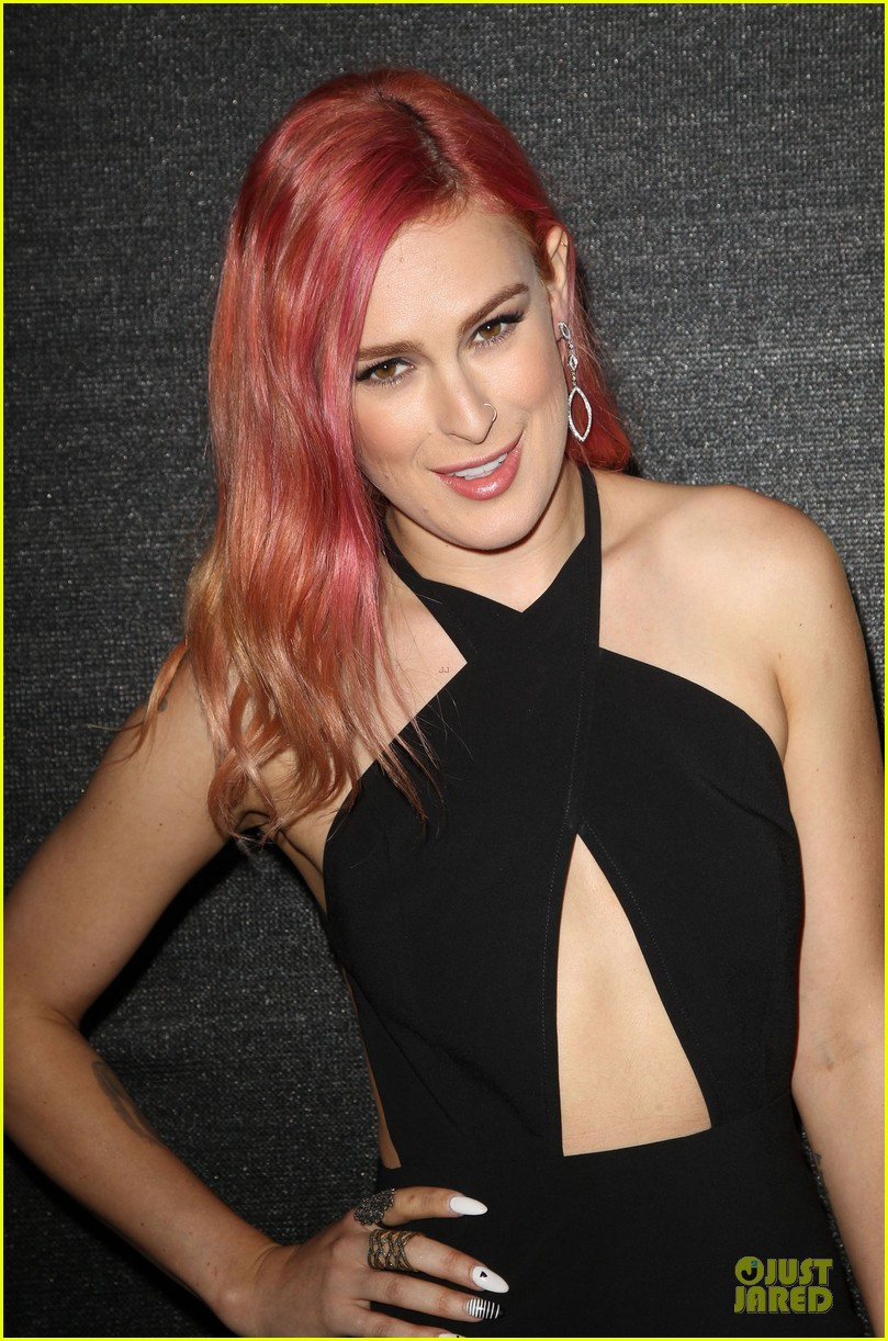 rumer willis odd way premiere 093125107