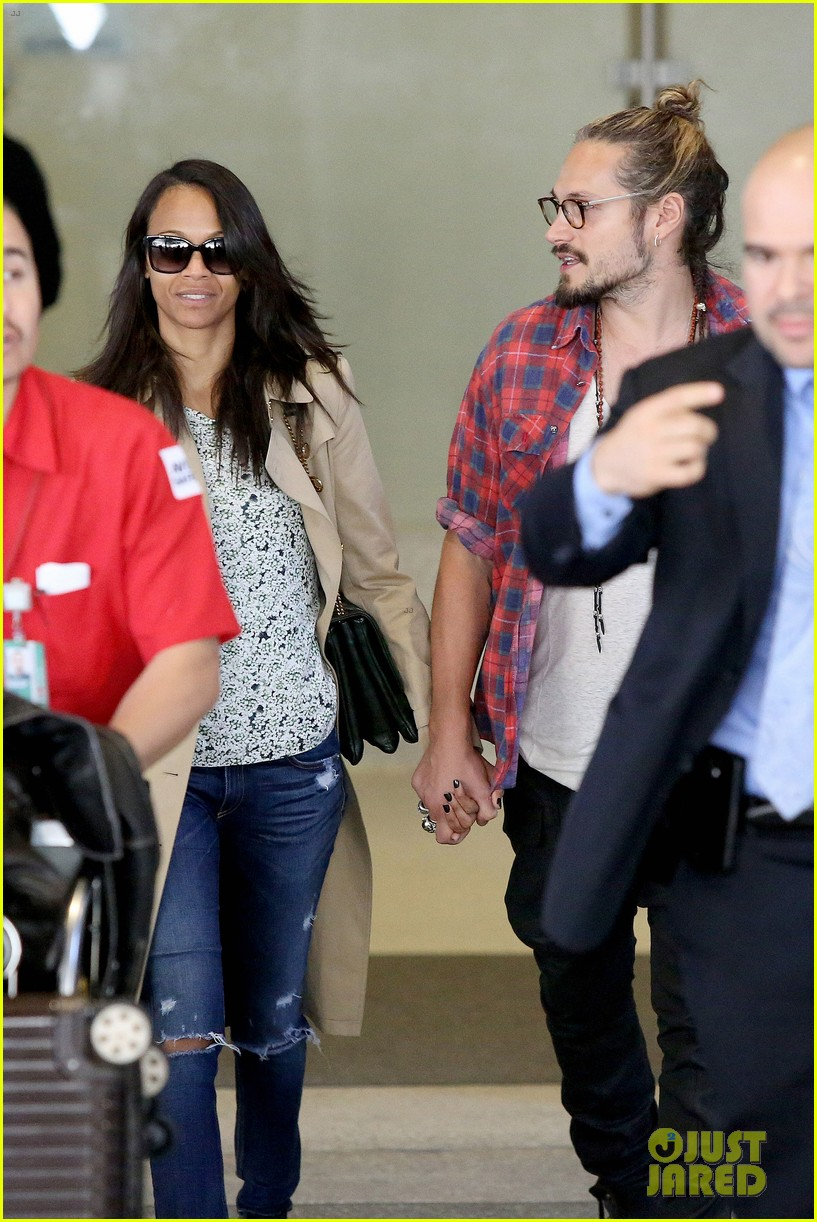 zoe saldana hubby marco perego return to l a after cannes 033119740