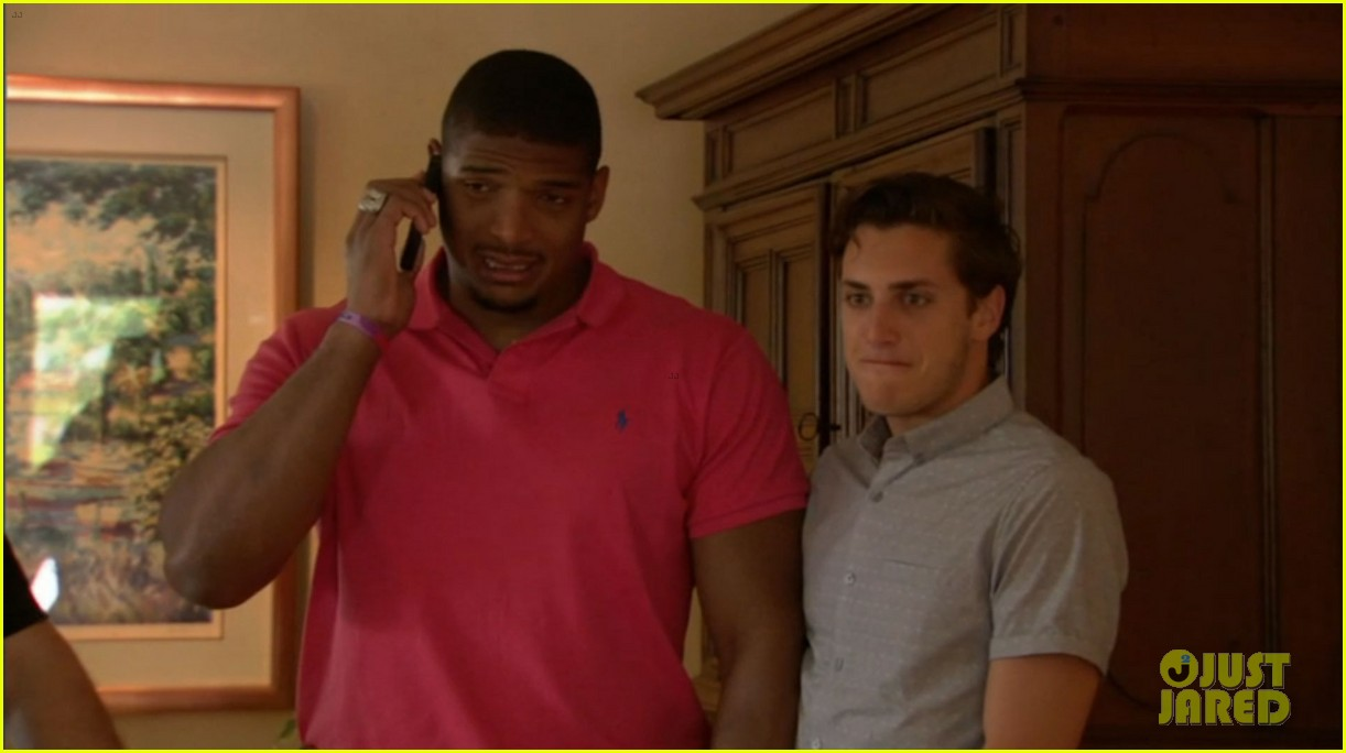 michael sam boyfriend kiss after he gets drafted 013110308