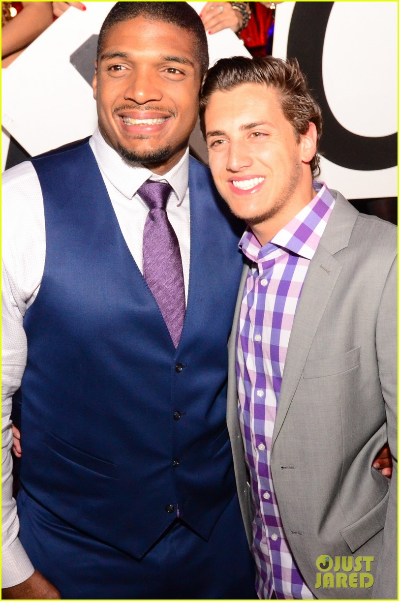 michael sam boyfriend vito party in vegas after nfl draft 023111473