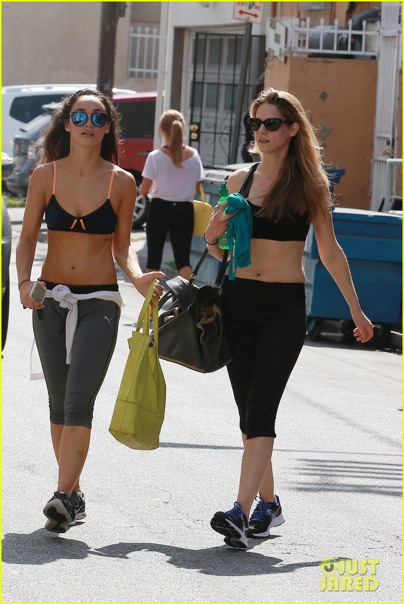 cara santana is our gym inspiration this weekend 113124644