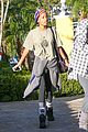 willow smith wears socks with marijuana leaf on the front 26