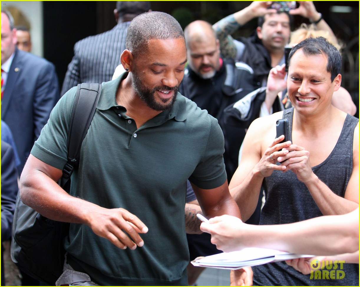 will smith joins wife jada in new york city for fox upfronts 203112118