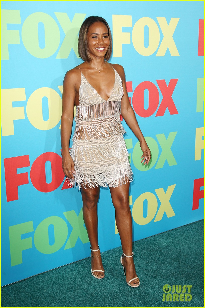 will smith joins wife jada in new york city for fox upfronts 283112126
