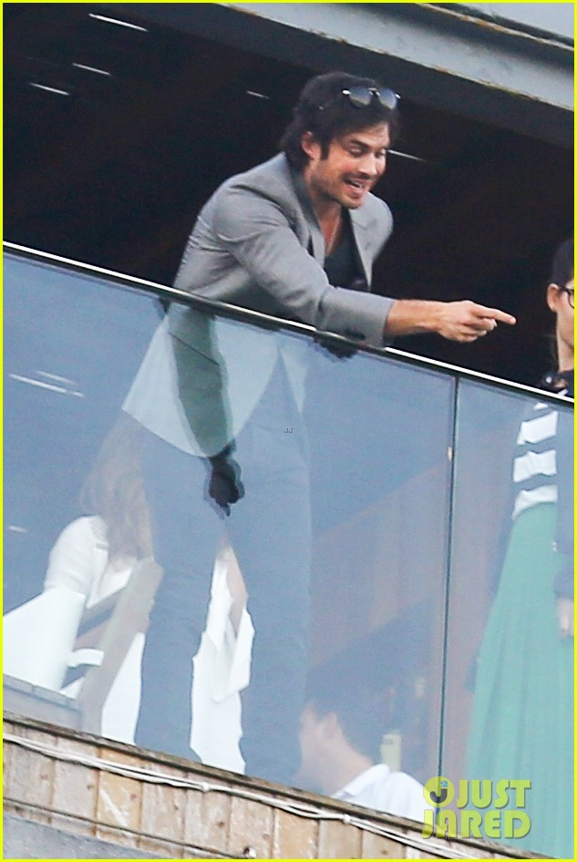 ian somerhalder blows kisses to fans from rio hotel balcony 183125062