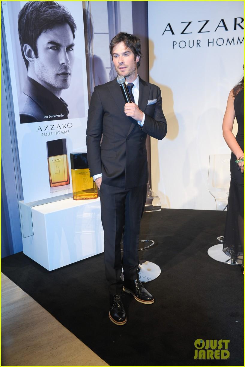 ian somerhalder looks super sexy in his suit and tie 053113760
