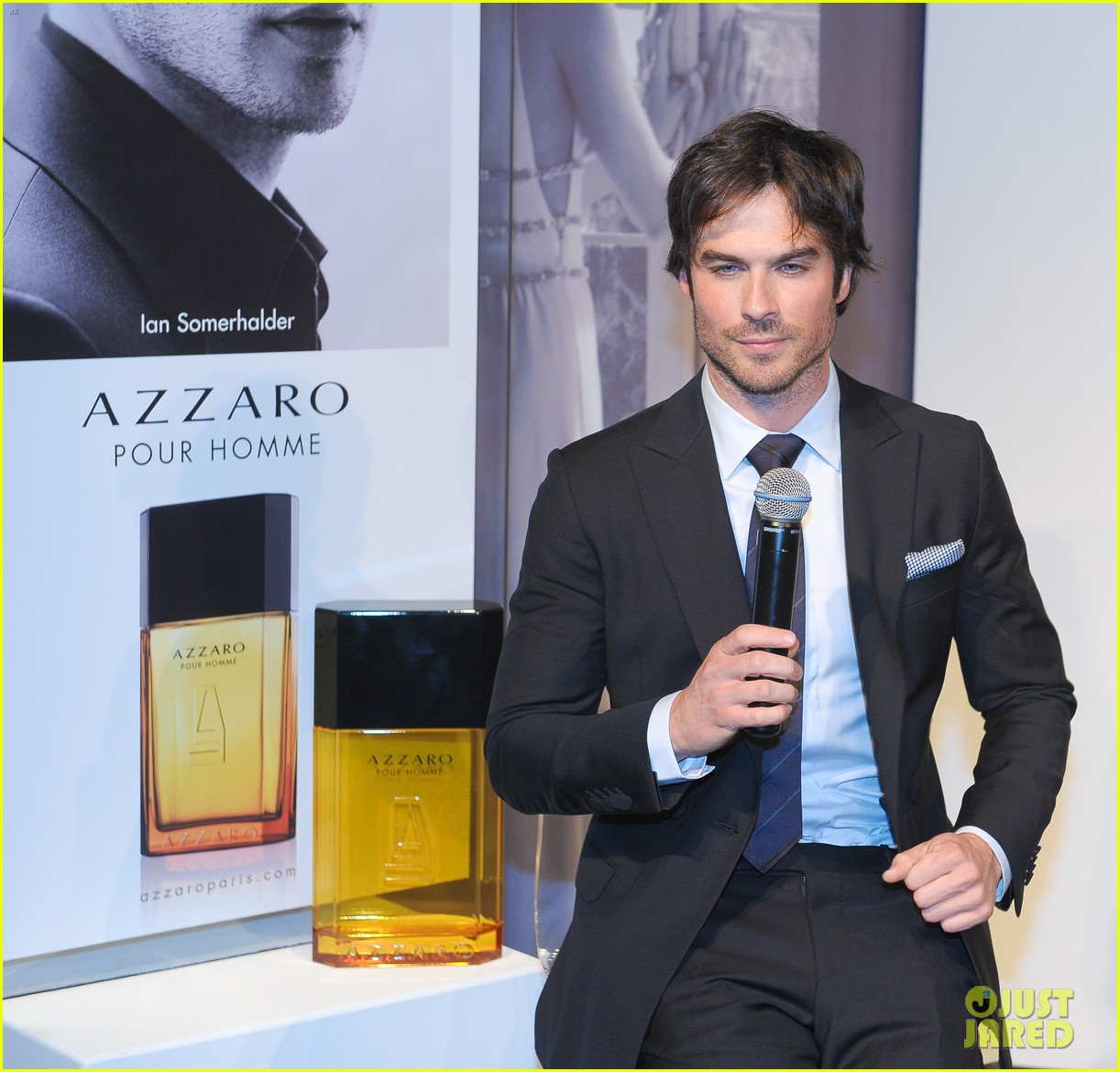 ian somerhalder looks super sexy in his suit and tie 133113768