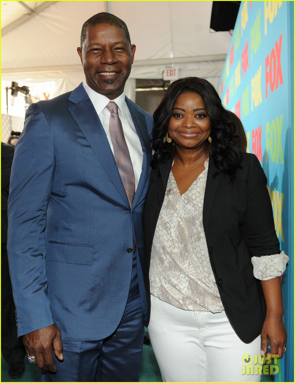 octavia spencer attends fox upfront after insurgent casting 393112206