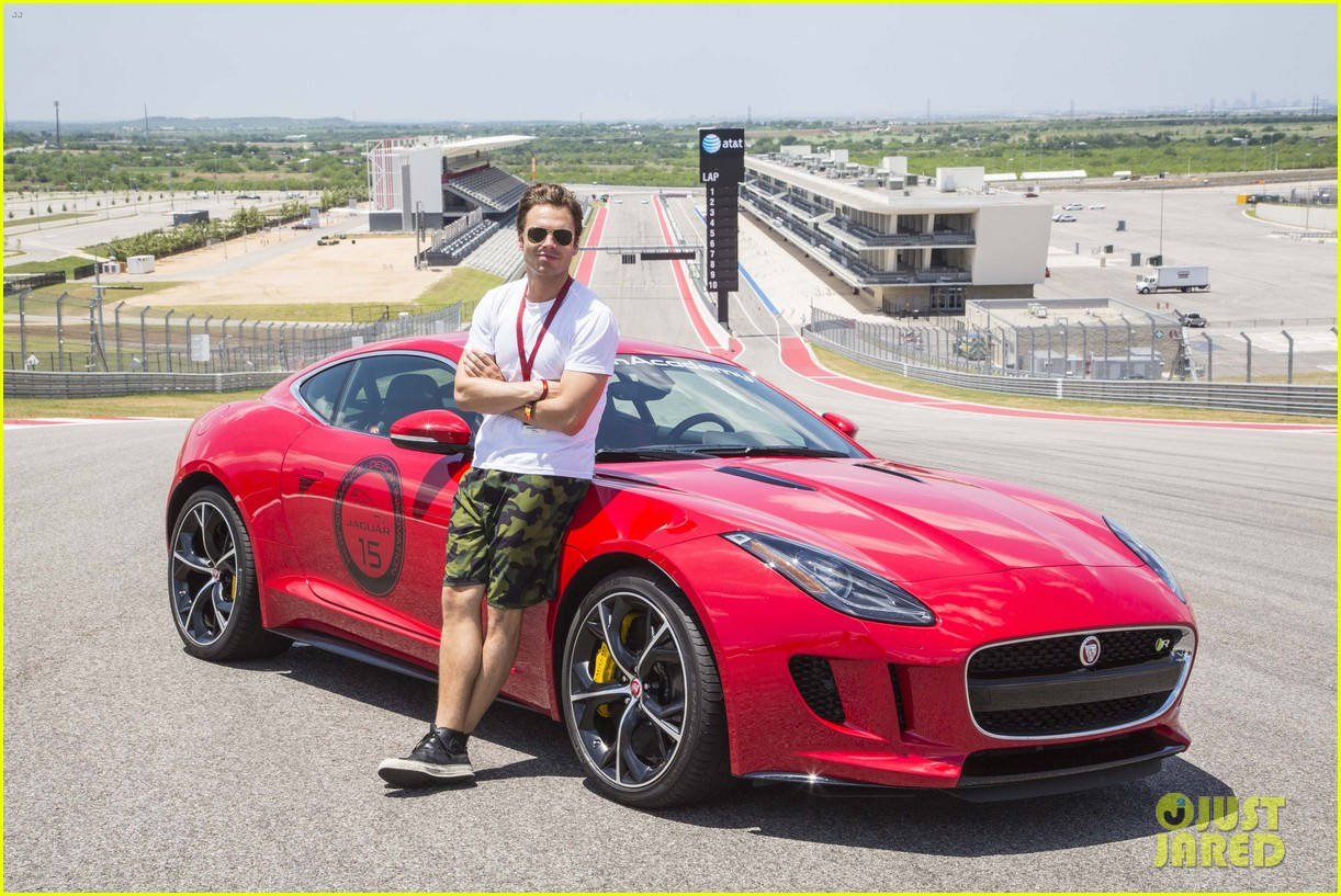 sebastian stan mena suvari take on jaguars villain academy in texas 033112369