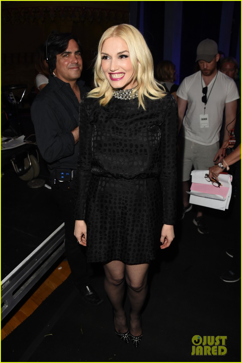 gwen stefani iheartradio music awards 2014 013103629