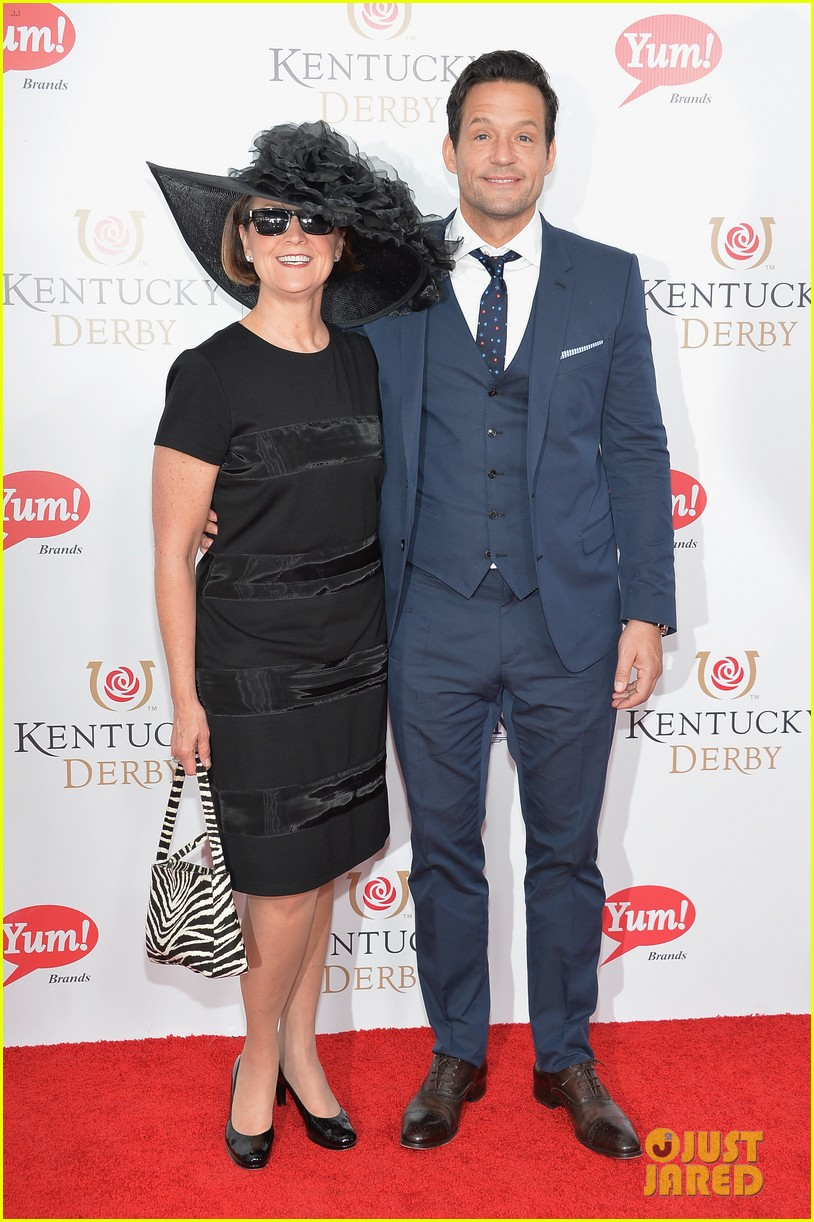 stephen amell josh henderson colorful patterns kentucky derby 043104895