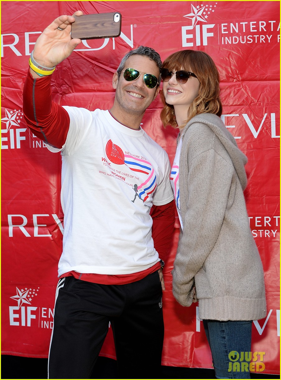 emma stone revlon run walk for women 073104192