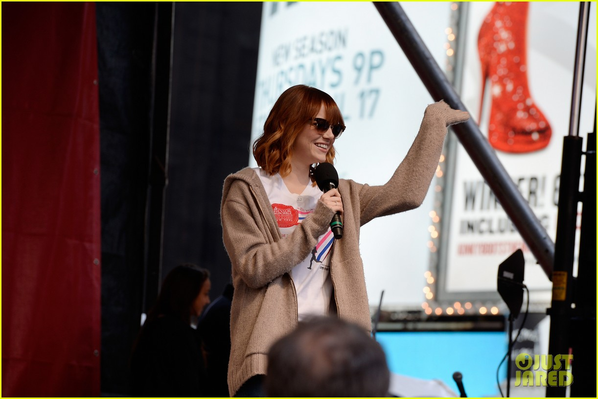 emma stone revlon run walk for women 173104202