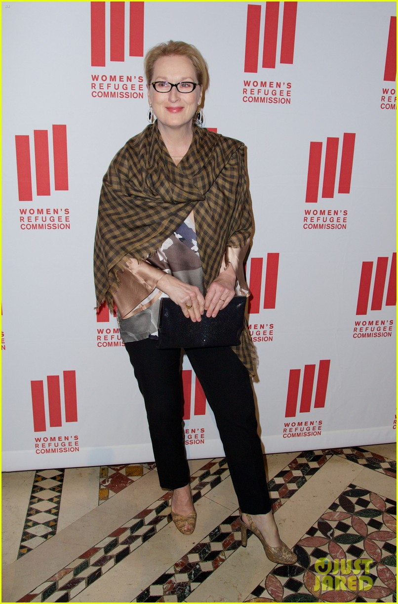 meryl streep voices of courage awards 033103101
