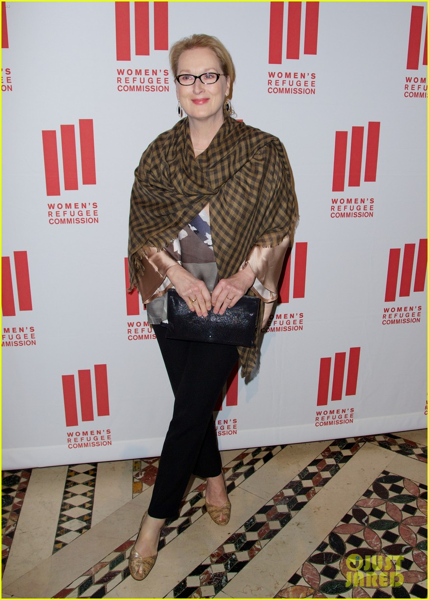 meryl streep voices of courage awards 053103103
