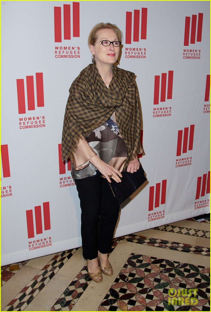 meryl streep voices of courage awards 063103104