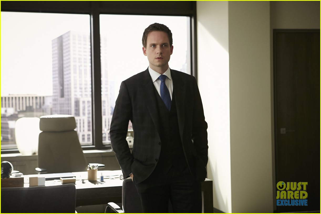 suits season 4 premiere photos exclusive mike new job 033117823
