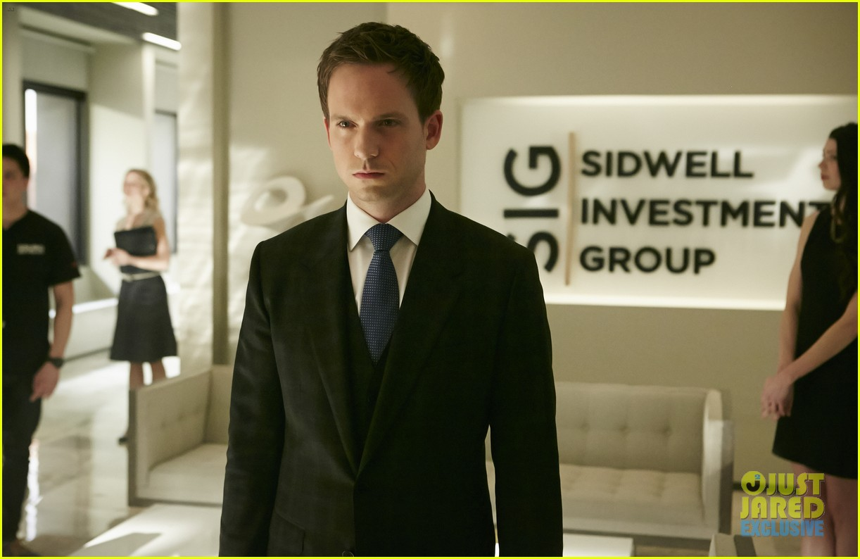 suits season 4 premiere photos exclusive mike new job 09