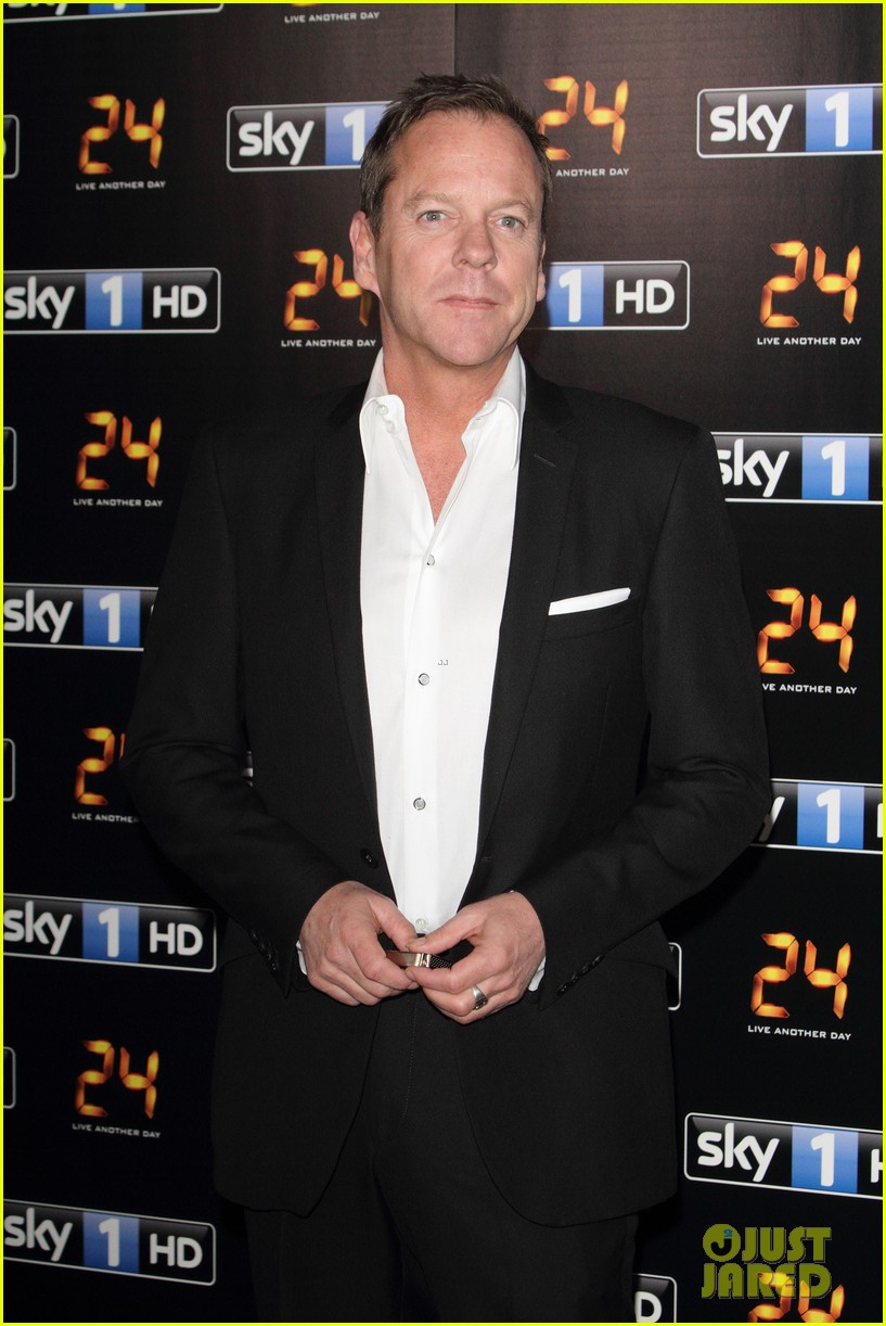 kiefer sutherland hits london for 24 live another day premiere 163107405