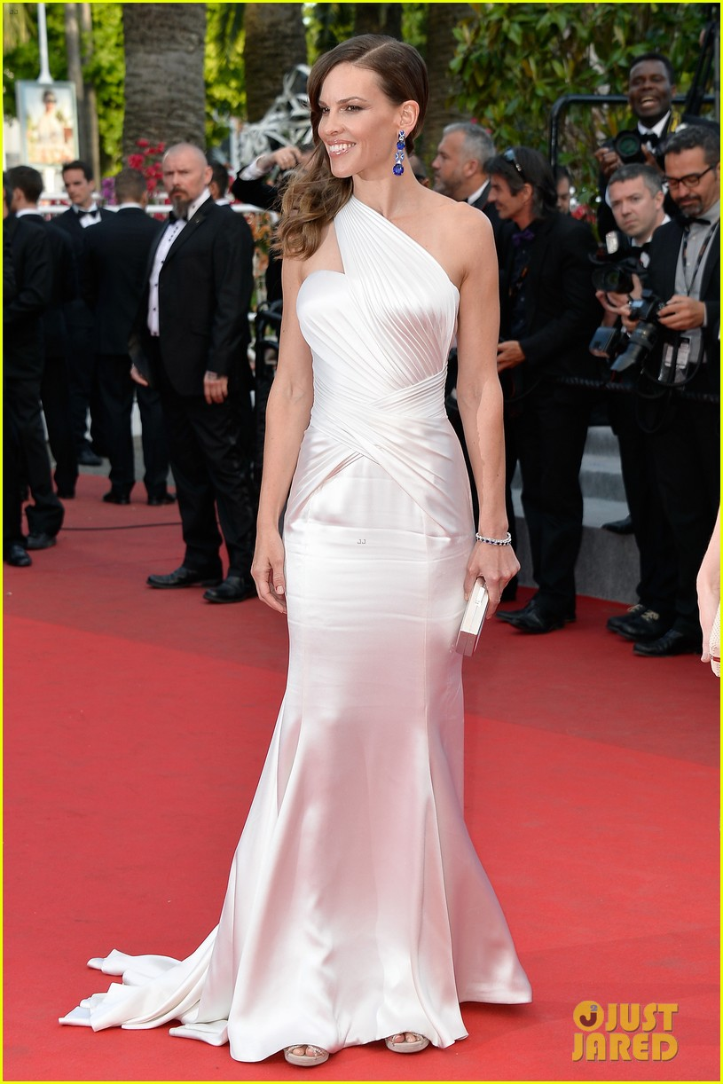 hilary swank the homesman premiere photo call cannes 013116434