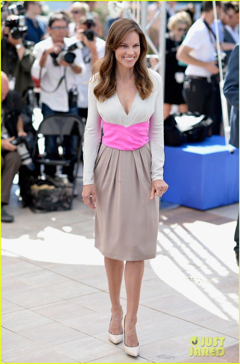 hilary swank the homesman premiere photo call cannes 023116435