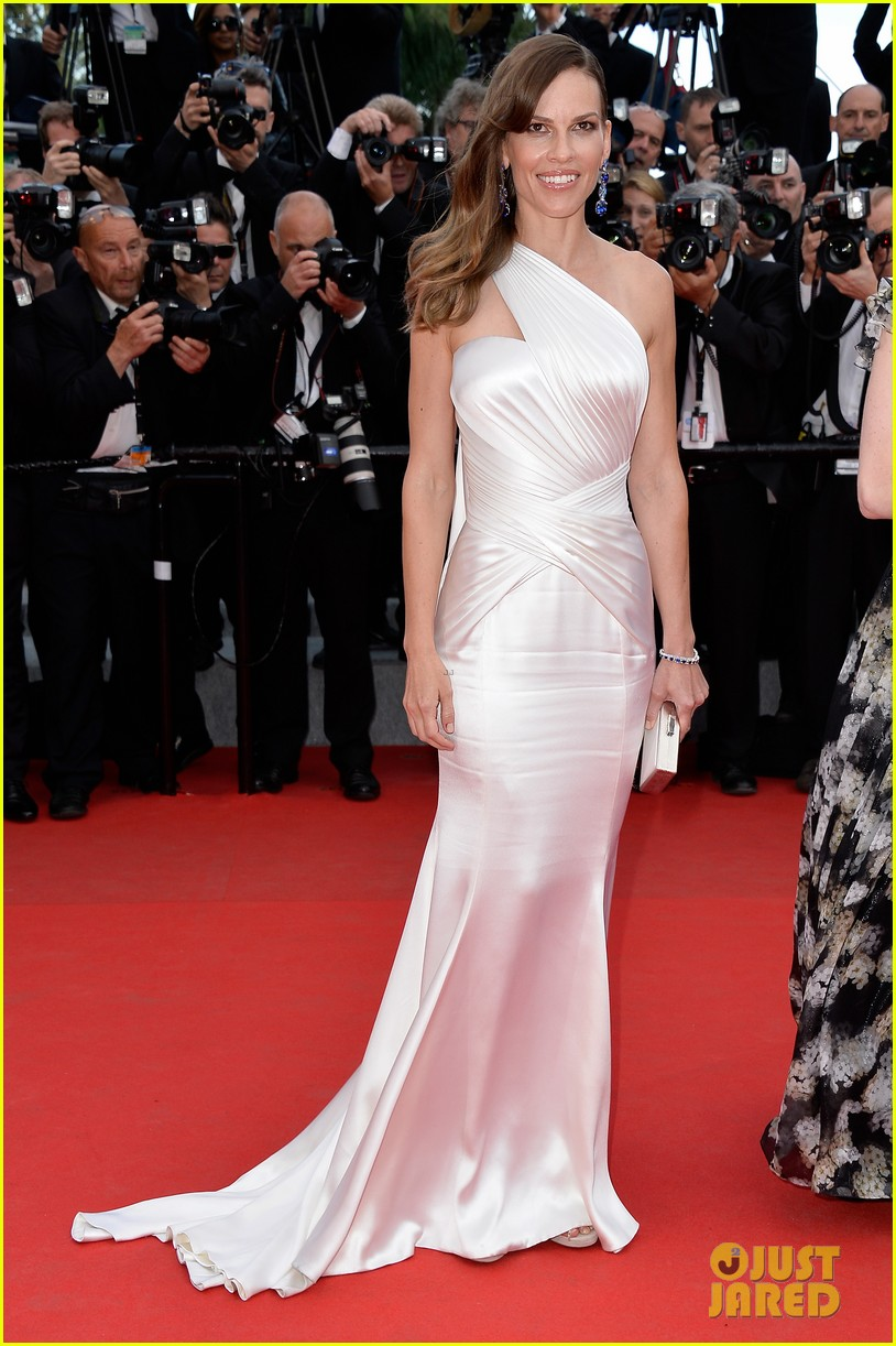 hilary swank the homesman premiere photo call cannes 143116447