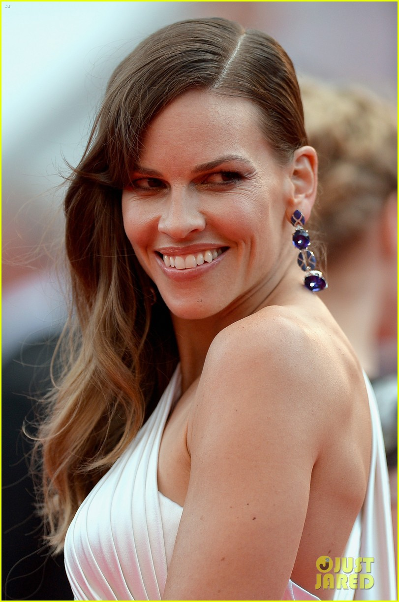 hilary swank the homesman premiere photo call cannes 183116451
