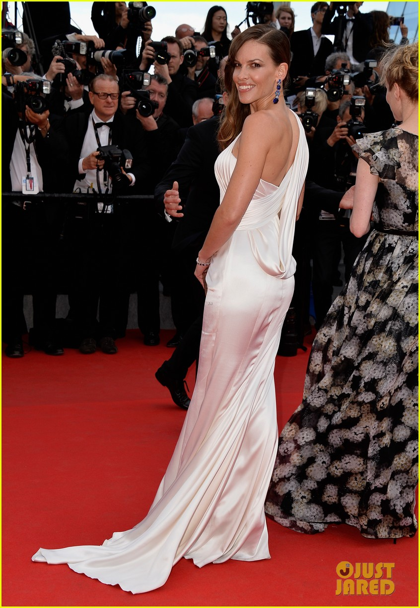 hilary swank the homesman premiere photo call cannes 193116452