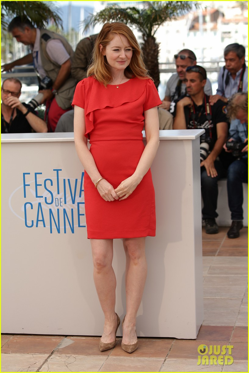 hilary swank the homesman premiere photo call cannes 283116461