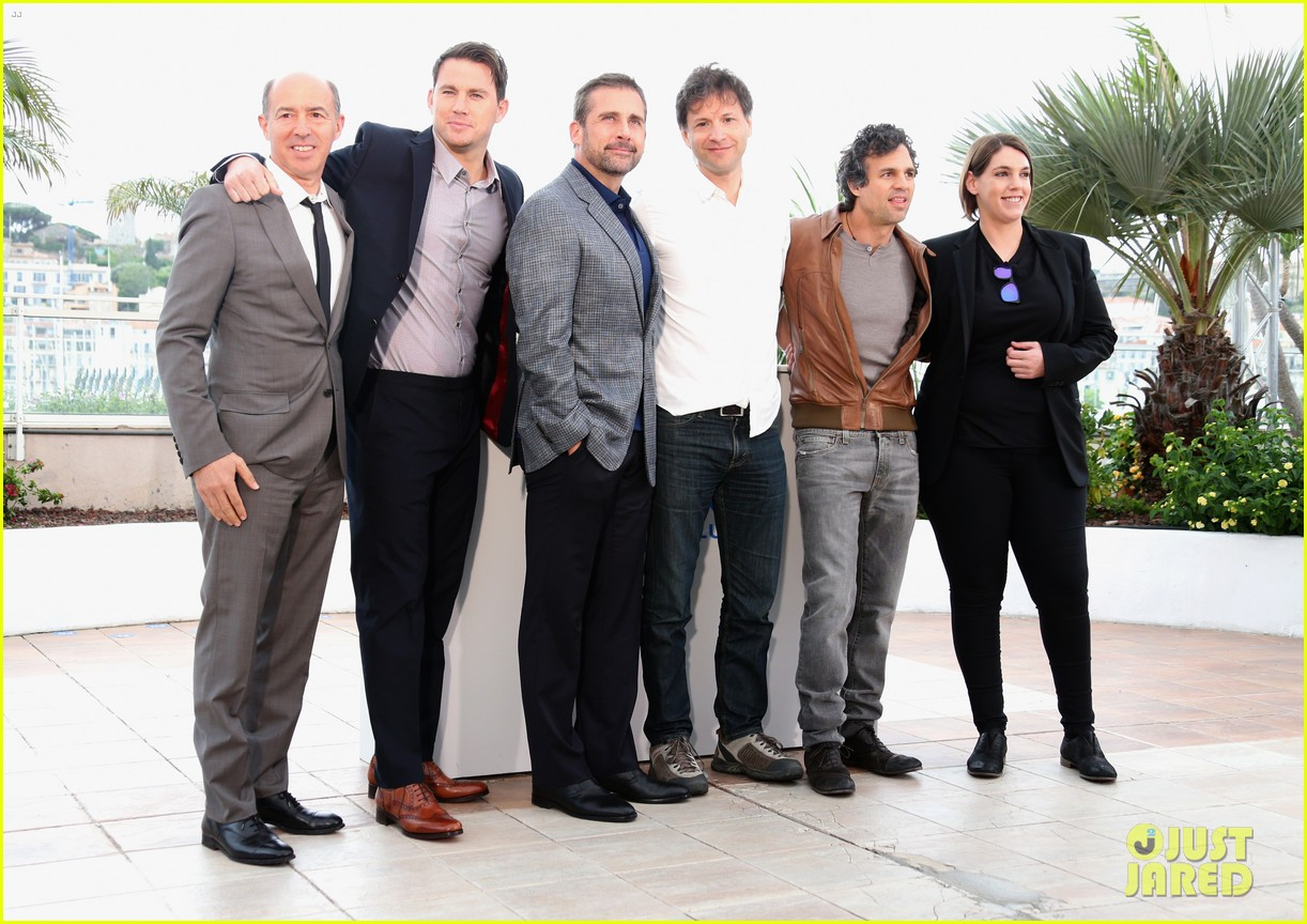 channing tatum foxcatcher cannes photo call 023117320