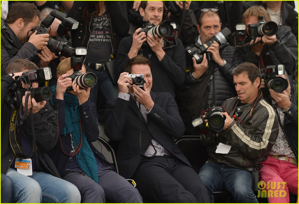 channing tatum foxcatcher cannes photo call 113117329