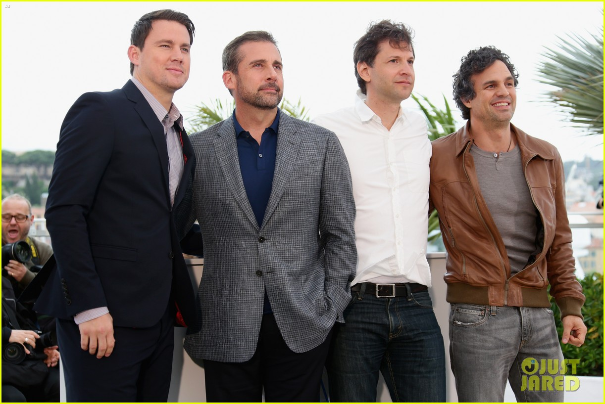 channing tatum foxcatcher cannes photo call 153117333