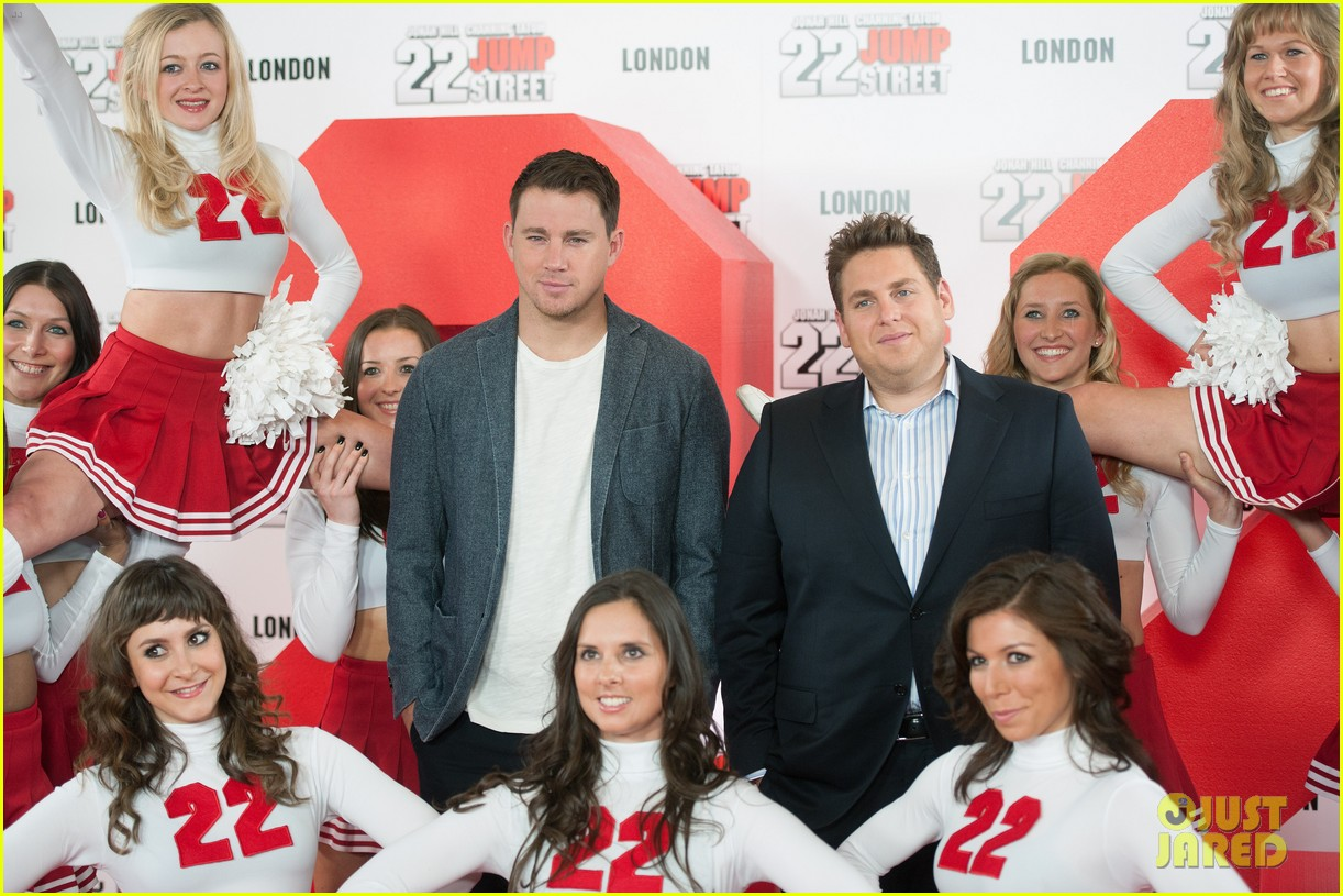 channing tatum jonah hill 22 jump street photo call 09