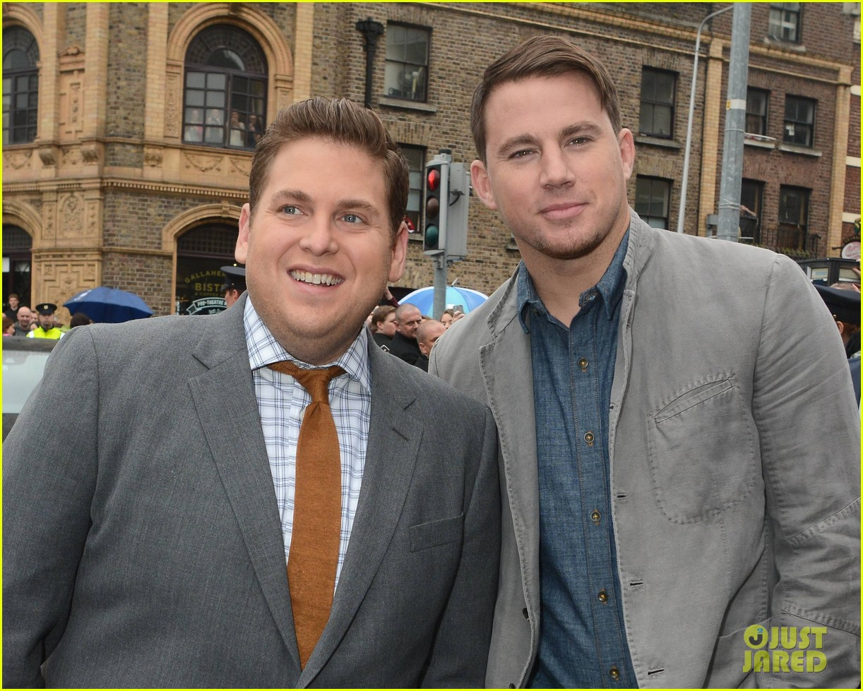 channing tatum jonah hill receive bram stoker awards from trinity college 093120576