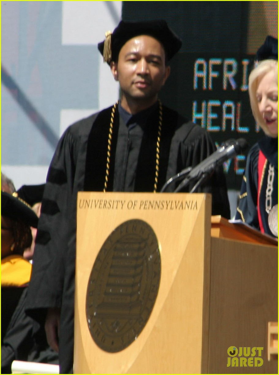 chrissy teigen john legend university of pennsylvania honorary degree 063118190