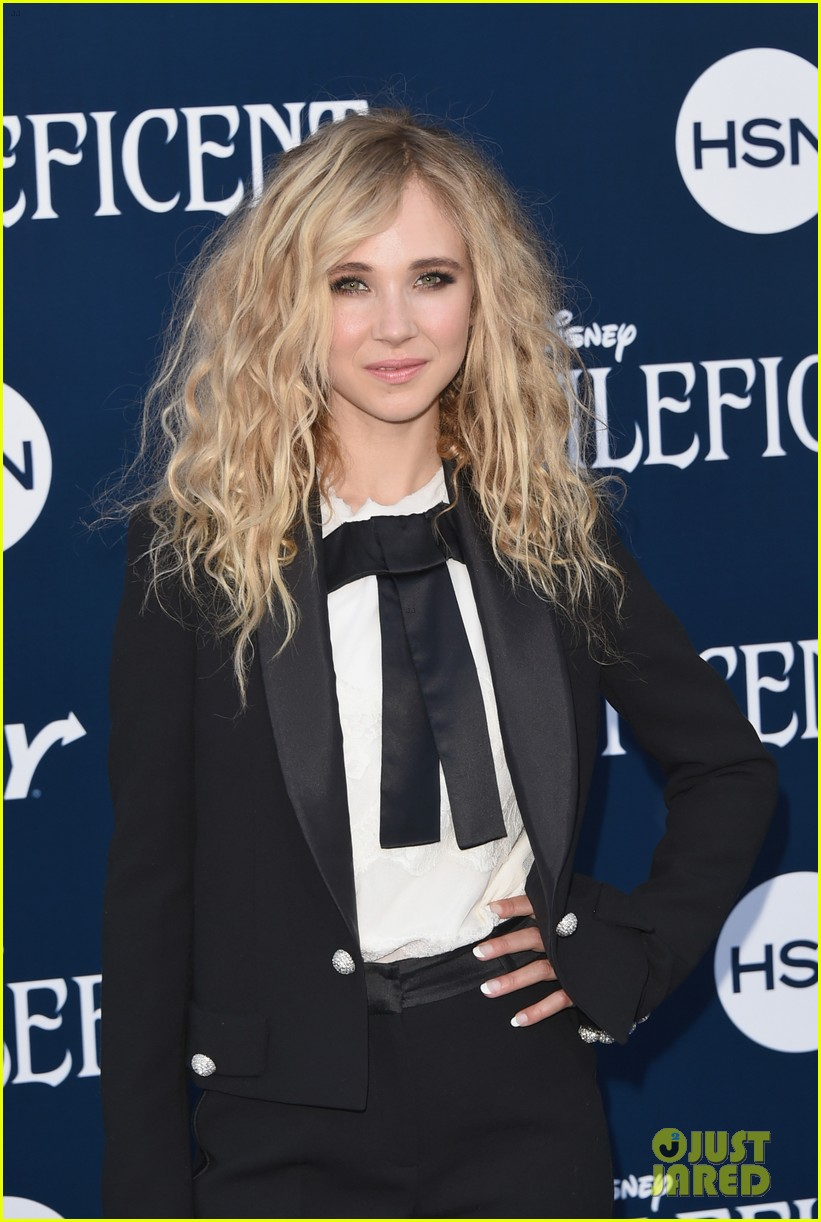 juno temple sam riley suit up for maleficent hollywood premiere 053123727