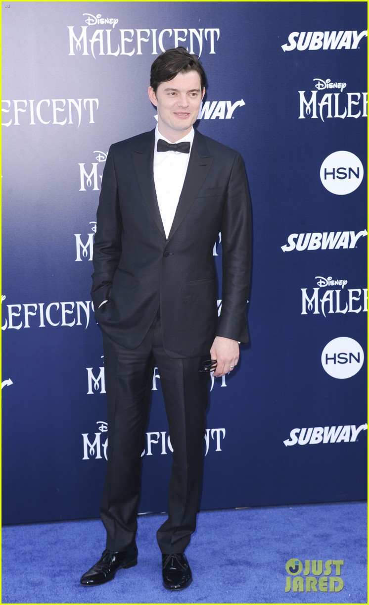 juno temple sam riley suit up for maleficent hollywood premiere 093123731