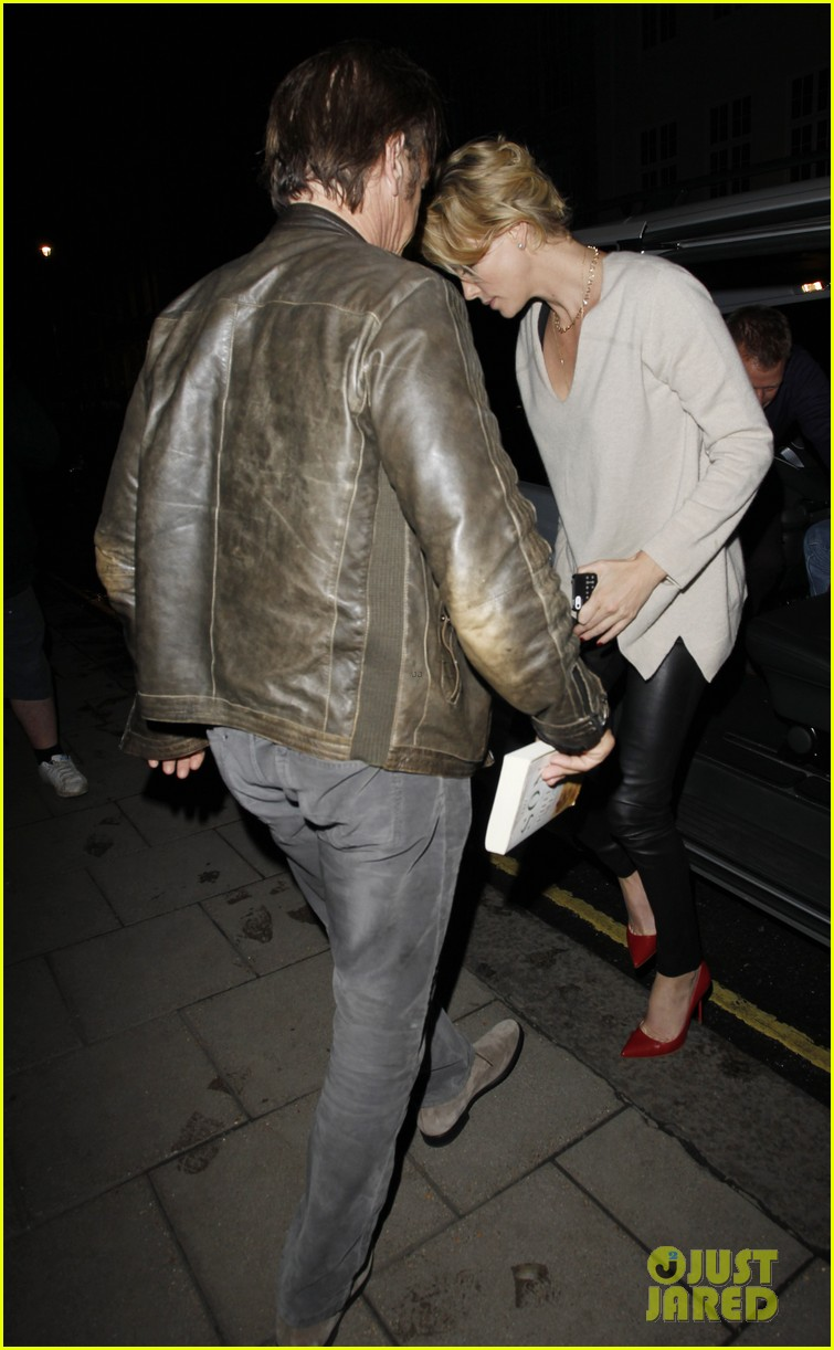 charlize theron call it a night after late night dinner in london 013123767