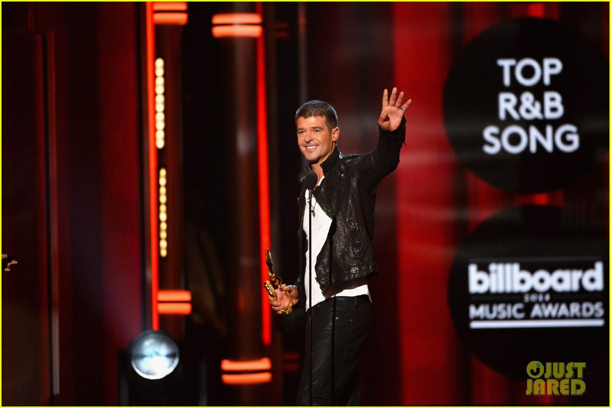 robin thicke billboard music awards 2014 053116902
