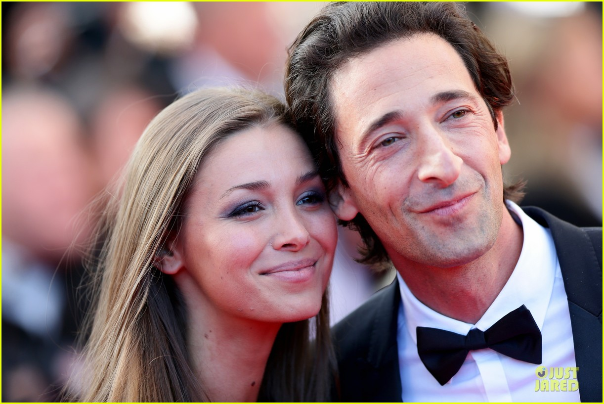 uma thurman adrien brody cannes closing ceremony 073121244