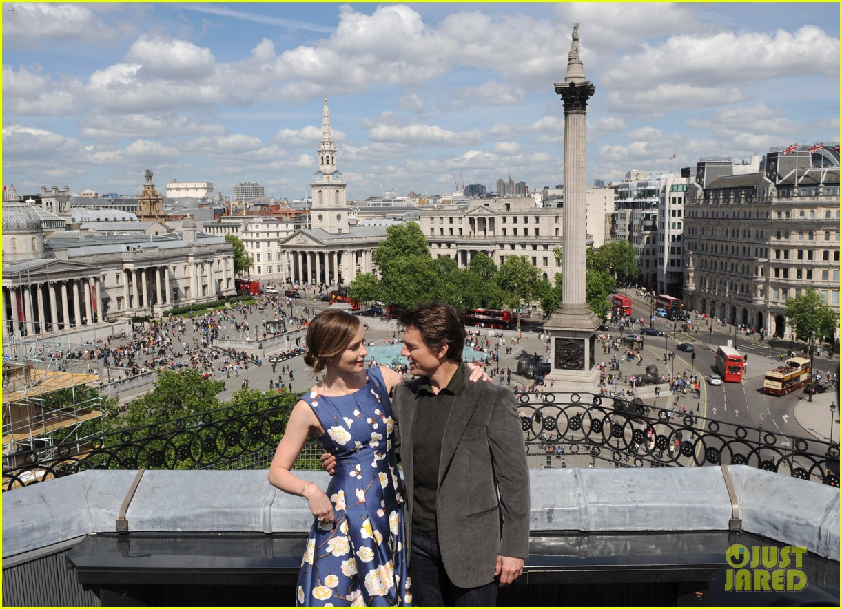 tom cruise emily blunt edge of tomorrow photo call 083122009