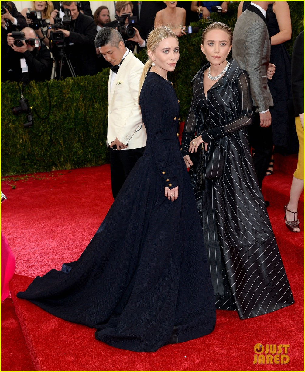 mary kate ashley olsen met ball 2014 033106206